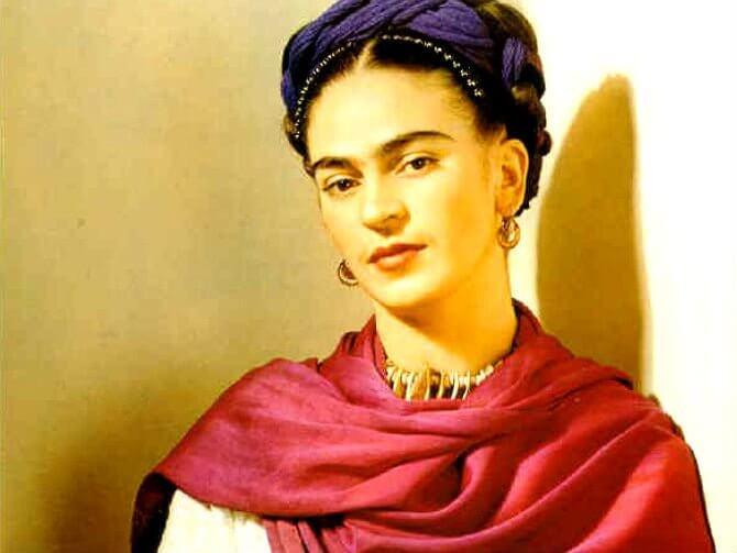 16 citat från fantastiska Frida Kahlo