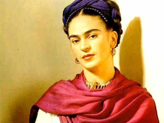 16 citat från den fantastiska konstnären Frida Kahlo