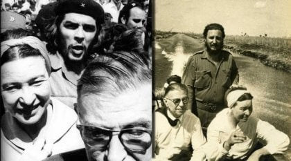 Sartre på Kuba