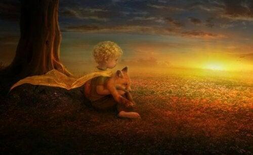 Att se med hjärtat, en lärdom från Lille Prinsen