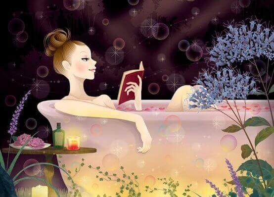 Att läsa böcker är inte att leva, men det berikar ditt liv