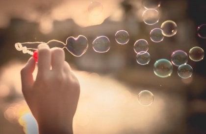 Hjärtbubbla