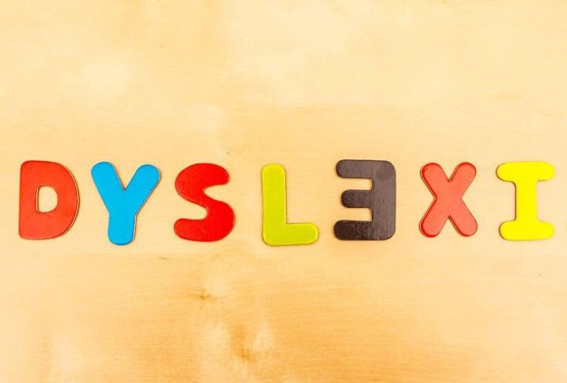 Om ditt barn har dyslexi