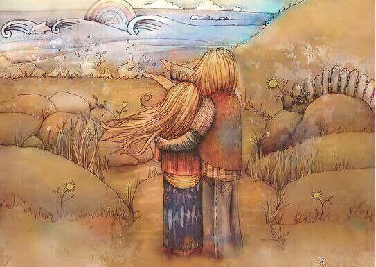 Sann kärlek byggs varje dag