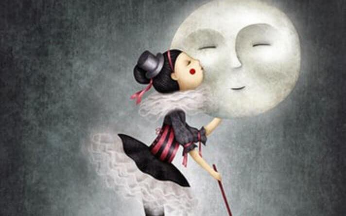 Pussar månen