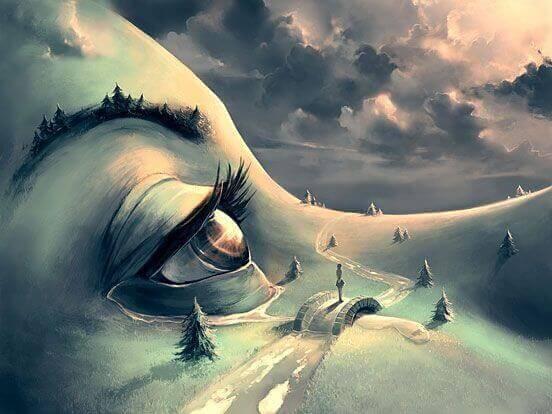 Ögonen är själens spegel