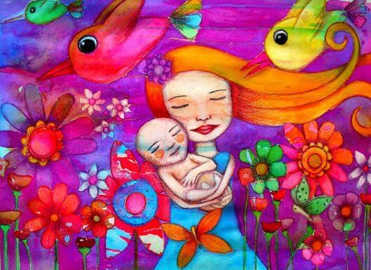 Vad det betyder att vara en mor