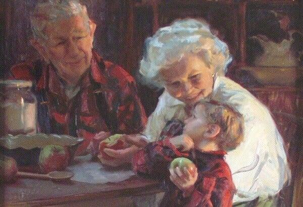 Farmor och farfar