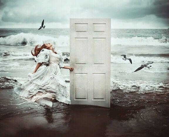 När en dörr stängs öppnar sig en ny