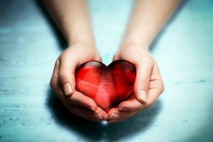 Hjärtat-i-händerna
