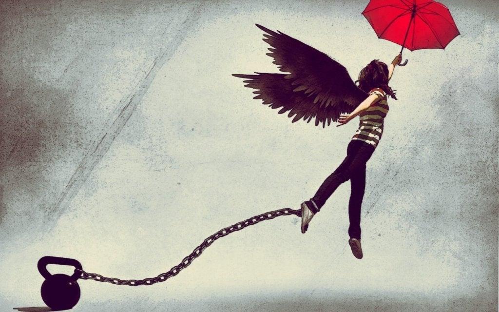 Klipp inte mina vingar