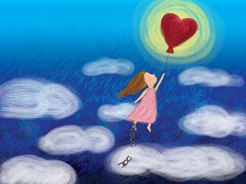 Motsatsen till kärlek är inte hat, utan rädsla