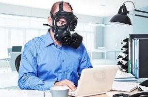 Giftig medarbetare