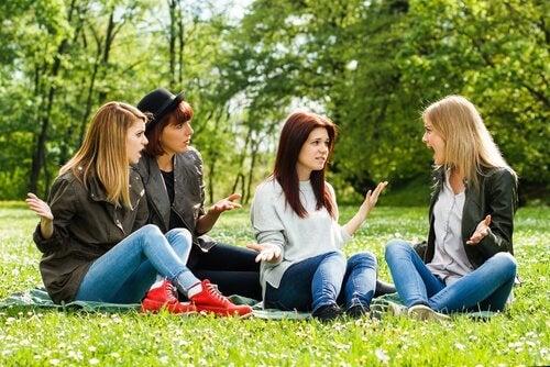 Vad händer när vi dömer andra?