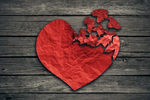 Krossat hjärta