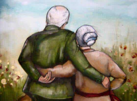 Hjärtat åldras ej; det är bara huden som rynkas