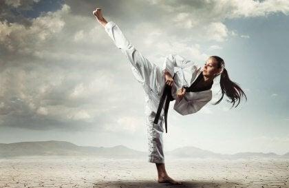 Mental karate