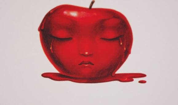 Sorgset äpple