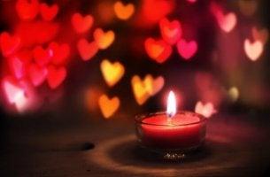 Ljus och hjärtan