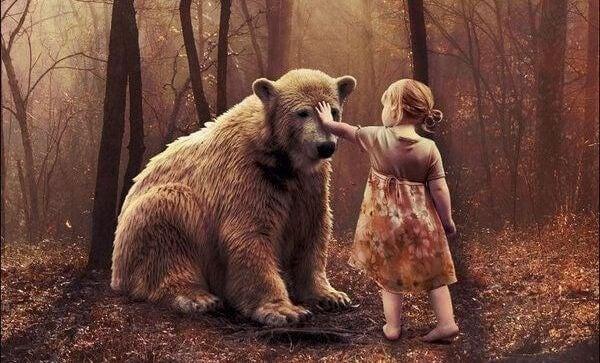 Omfamna och läk ditt inre barn