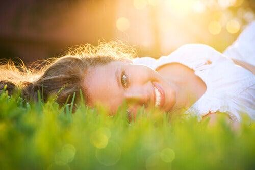Upptäck hemligheten till att bli lyckligare
