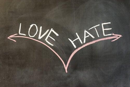 Kärlek och hat