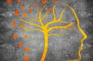 Träd i huvud