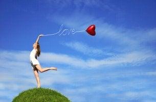 Kärleksballong