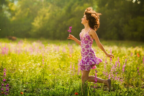 Den kortaste vägen till lycka börjar med ett leende