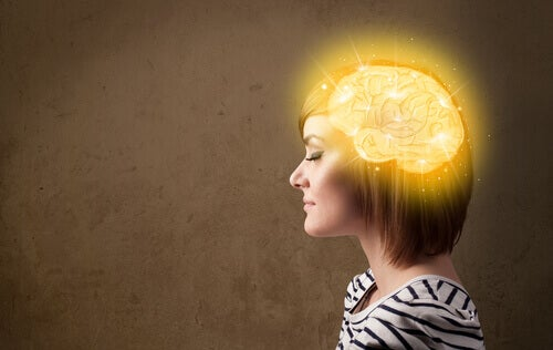 Lysande hjärna