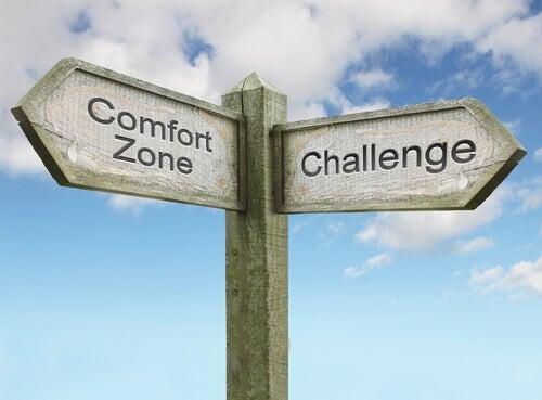 Utmaning eller komfortzon