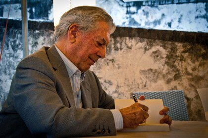 Nio verk rekommenderade av Mario Vargas Llosa