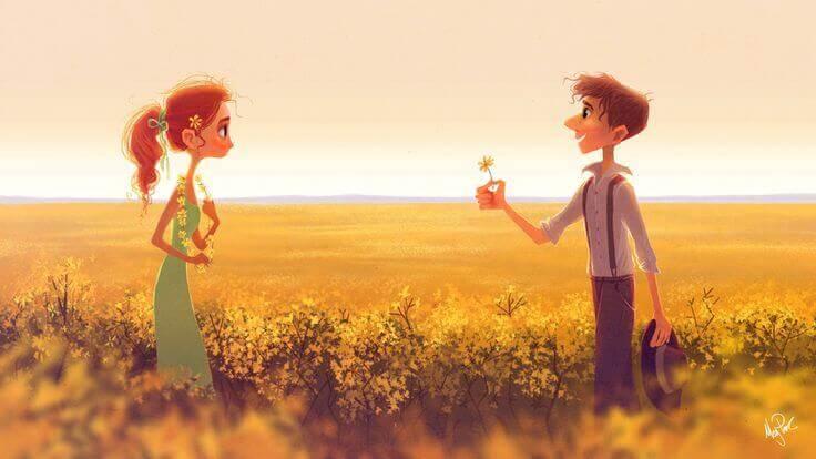 Lycka är att kunna uppskatta de små sakerna i livet