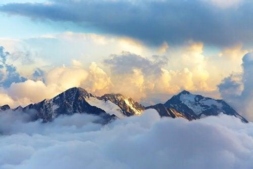 Bergstoppar