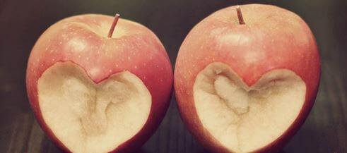Bitna äpplen