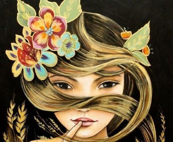 6 emotionella gåvor hos den kvinnliga hjärnan