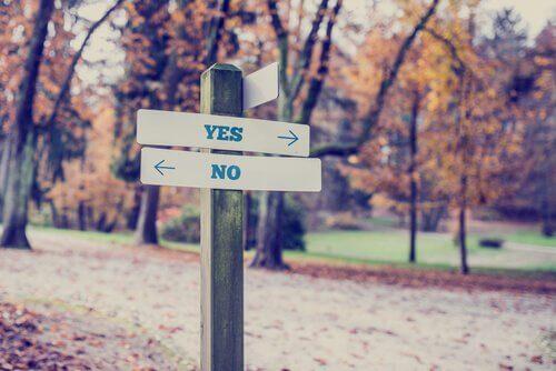 Ja och nej