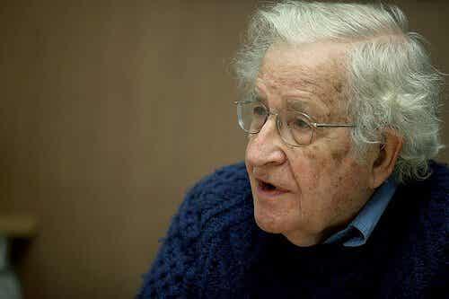 12 citat från lingvisten Noam Chomsky