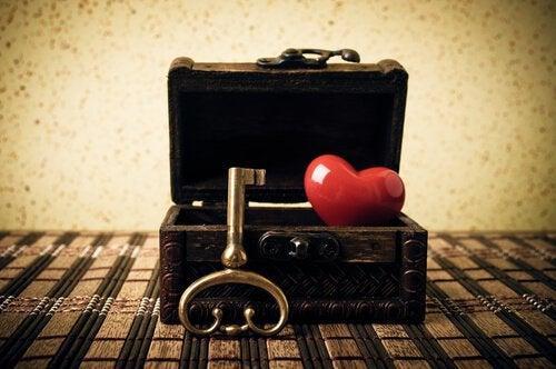 Nyckeln till hjärtat