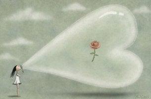 Ros i bubbla