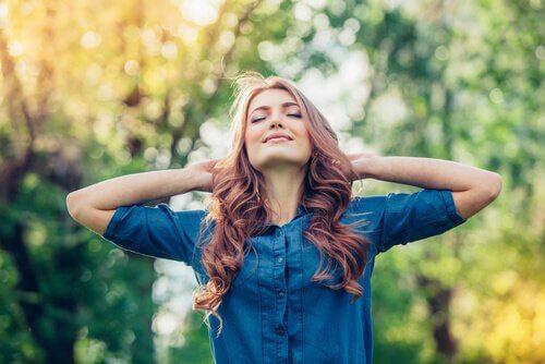 Lycka består av små bitar av glädje