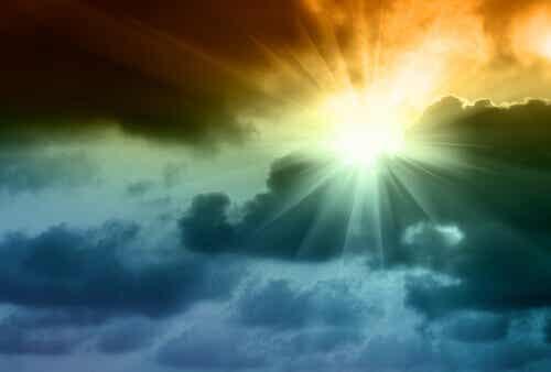 Solen skiner alltid efter stormen