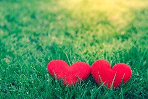 Är beundran alltid en förutsättning för kärlek?