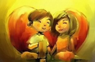 Om du älskar någon...