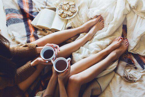 Vid 30 värderar man bra vänner högre än många vänner