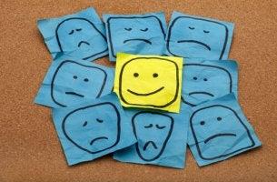 Positiv attityd