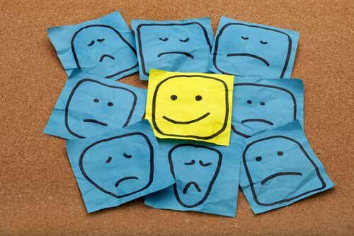 Att upprätthålla en positiv attityd