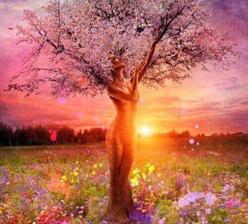 Löven faller, men trädet står kvar