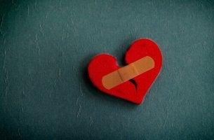 Läka ett brustet hjärta