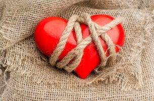 Bundet hjärta